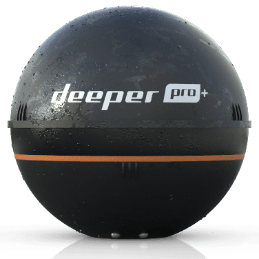 Deeper Smart Sonar PRO+ kayak fish finder
