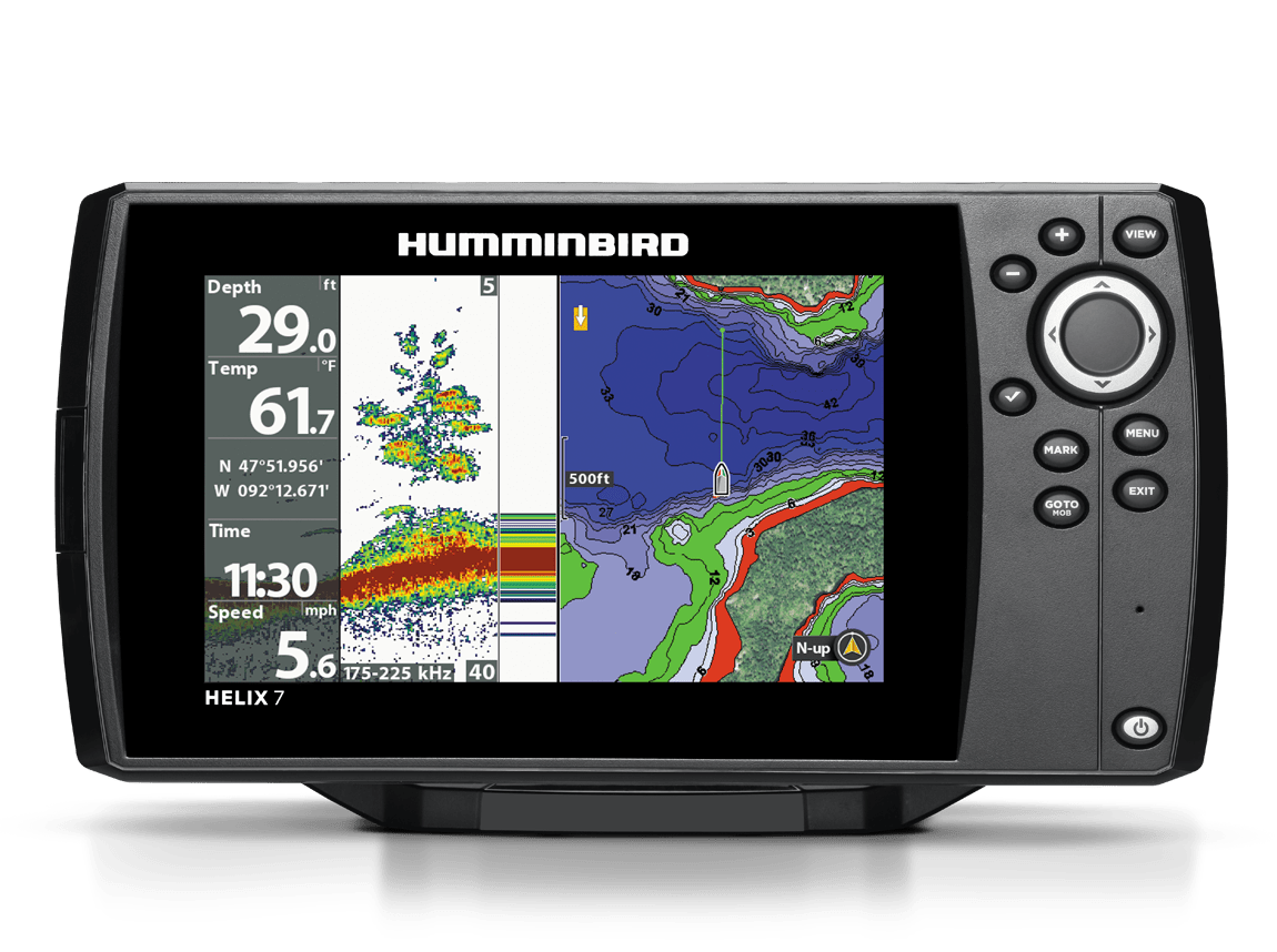 Humminbird HELIX 7 Review | Fish Finders | FishingTech