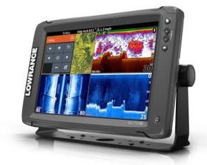 Lowrance Elite-12 Ti Fish Finder
