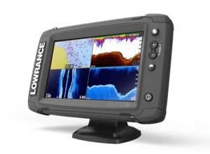 Lowrance Elite-7 TI Fish Finder