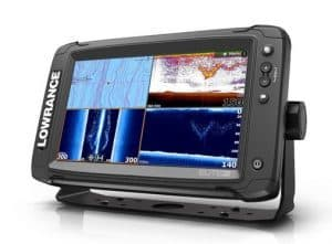 Lowrance Elite-9 Ti Fish Finder