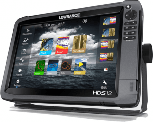 Lowrance HDS-12 Gen3 fish finder