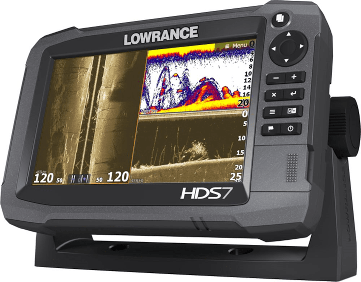 Lowrance hds 7 gen3 review fish finders fishingtech for Fish finder reviews