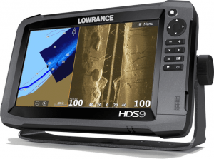 Lowrance HDS-9 Gen3 fish finder