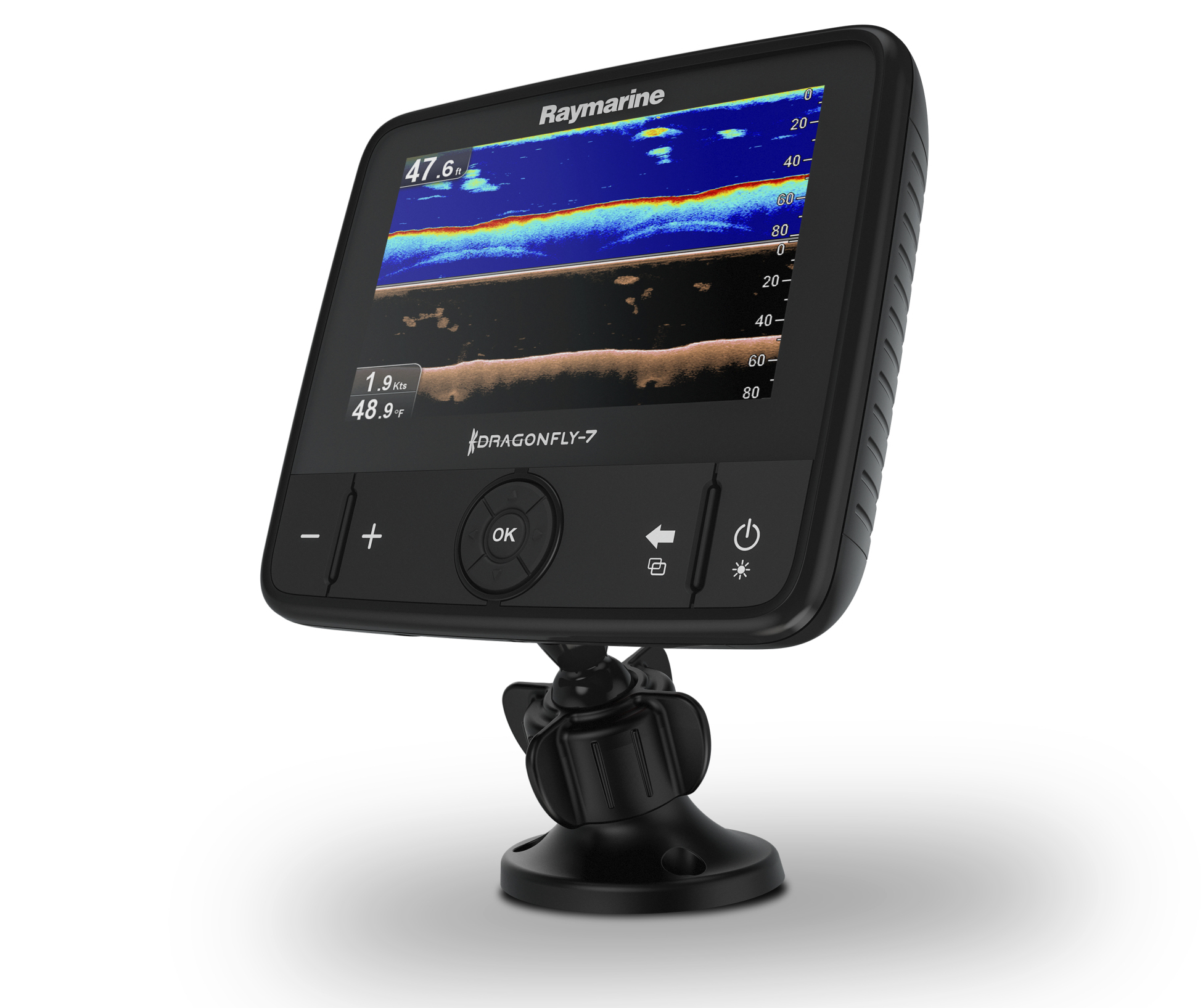 Raymarine Dragonfly 7PRO - 2018 Best Fish Finder?