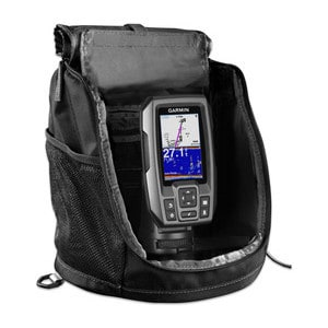 Garmin STRIKER 4 with Portable Bundle