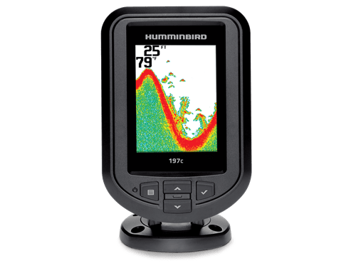 Humminbird PiranhaMAX 197c portable fish finder