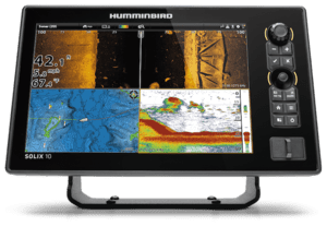 Humminbird SOLIX 10 fish finder