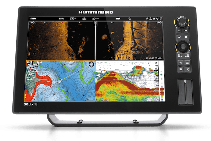 Humminbird SOLIX 12 Review | Fish Finders | FishingTech
