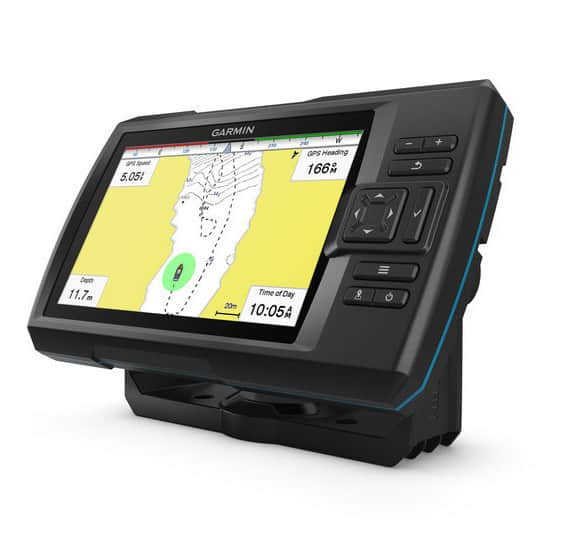 Garmin STRIKER Plus 7sv fish finder