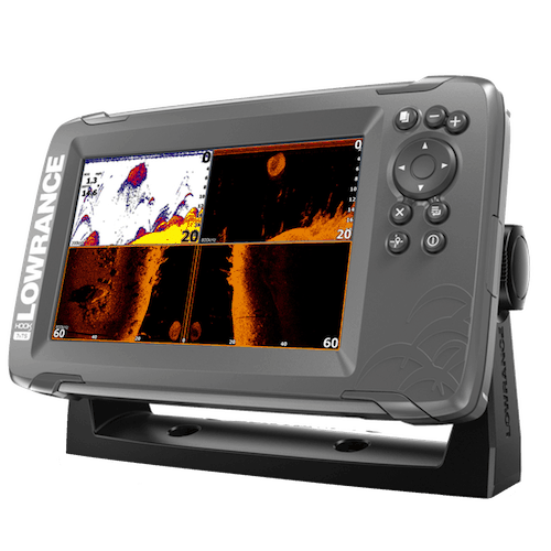 Lowrance HOOK2 7x with TripleShot and GPS Plotter fish finder