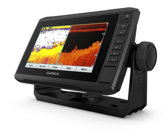 Garmin ECHOMAP Plus 73cv fish finder