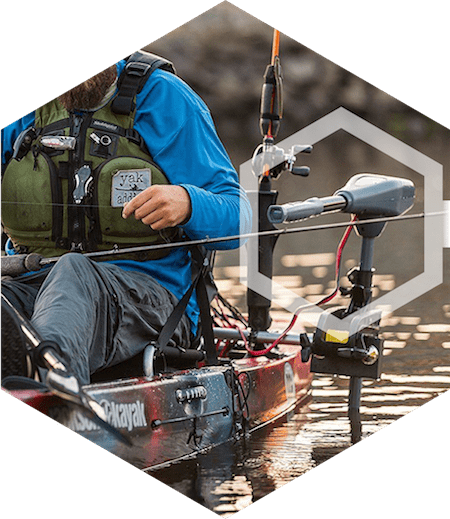 The Best Kayak Trolling Motor Updated For 2019 Fishingtech